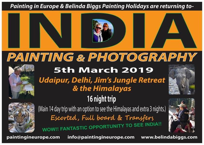 Belinda Biggs India