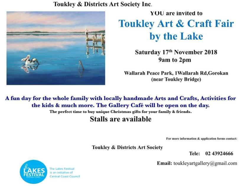 Toukley Art and Craft Fair