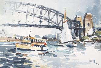 belobrajdic sydney-old-ferry-tony-belobrajdic